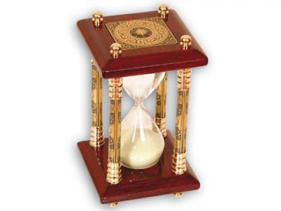 Настольные песочные часы «Атлантик» Credan S.A.