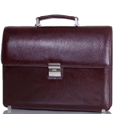 Портфель мужской кожаный DESISAN (SHI2005-019-10FL)