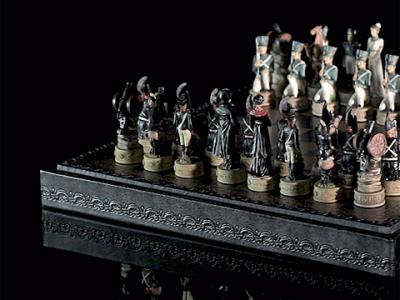 Шахматы «Бородинское сражение» Italfama