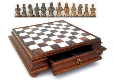Шахматы «Рыцари Средневековья» Italfama