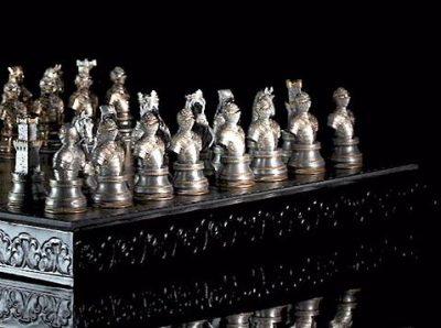Шахматы «Средневековые рыцари» Italfama