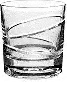 Стакан-волчек для виски и воды «Кольца» SHTOX