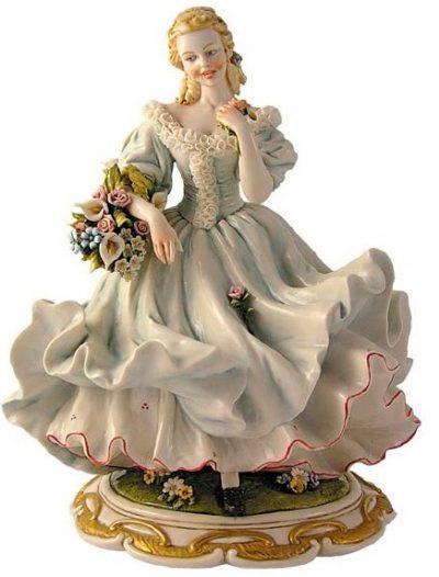 Статуэтка «Весна» Porcellane Principe