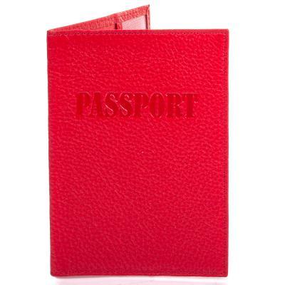 Женская кожаная обложка для паспорта CANPELLINI (SHI002-172)