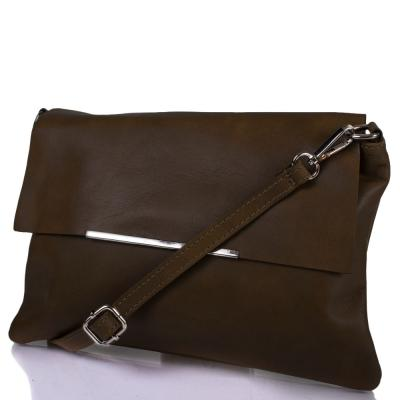 Женская кожаная сумка-клатч ETERNO (ETK0227-10)