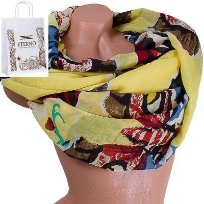 Женский хлопковый шарф ETERNO (184 на 86 см)