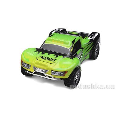 Автомодель шорт-корс радиоуправляемая 1:18 WL Toys зеленый