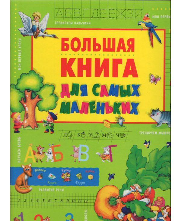 Детская энциклопедия «Человек. Большая книга для самых маленьких»