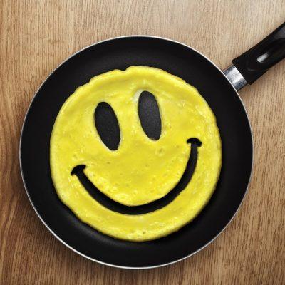 Формочка для завтрака «Улыбка»