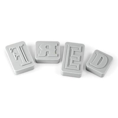 Формы для печенья «Буквы»