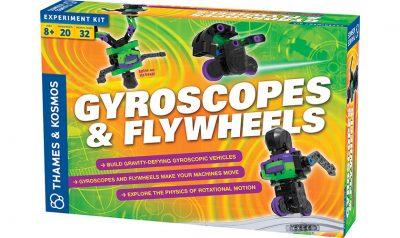 Гироскопы и маховики 10 в 1