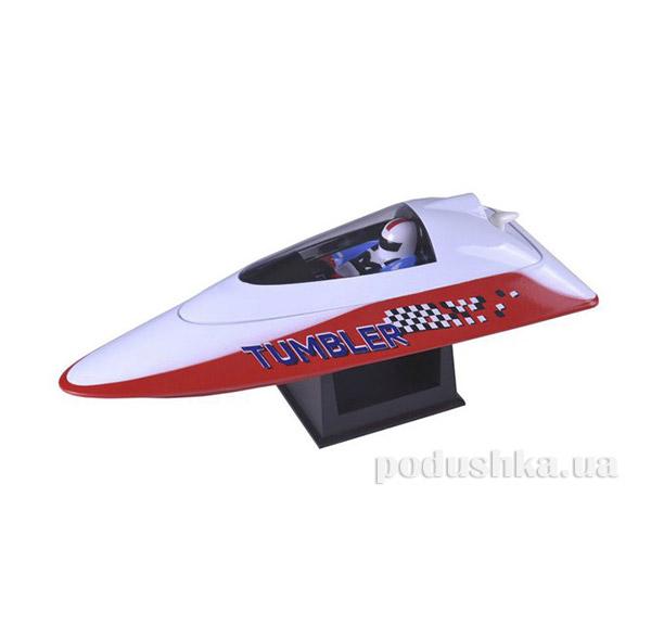 Катер радиоуправляемый Volantex Tumbler красный