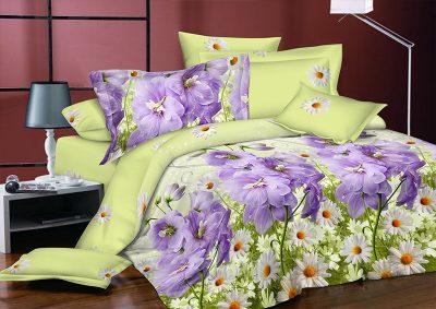 Комплект постельного белья «Sofia» SoundSleep Сатин