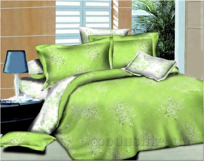 Комплект постельного белья «Summer bouquet» SoundSleep поплин