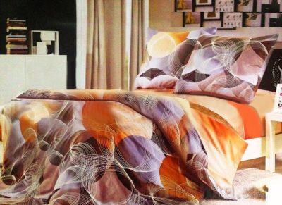 Комплект постельного белья «Венеция» SoundSleep ранфорс