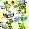 Конструктор с солнечными батареями и двигателем 6 в 1