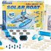 Лодка на солнечной батарейке 6 в 1