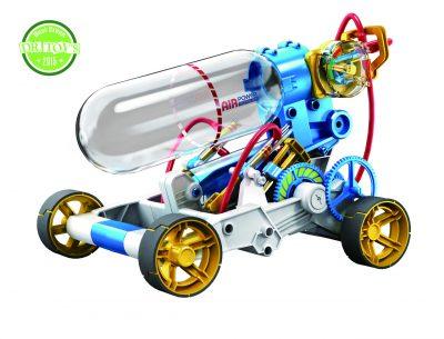 Машинка на пневмодвигателе