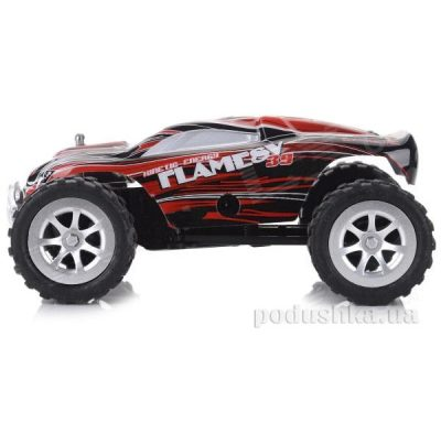 Машинка радиоуправляемая скоростная WL Toys 1:24 красная
