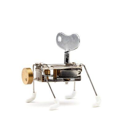 Механическая игрушка «Офисная Крошка»