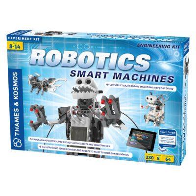 Программируемые роботы 8 в 1