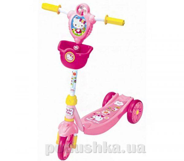 Самокат-скутер Hello Kitty