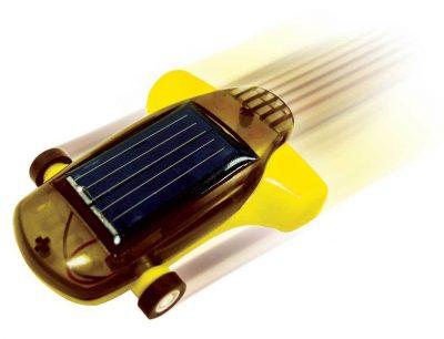 Супер гоночная машинка на солнечной батарейке