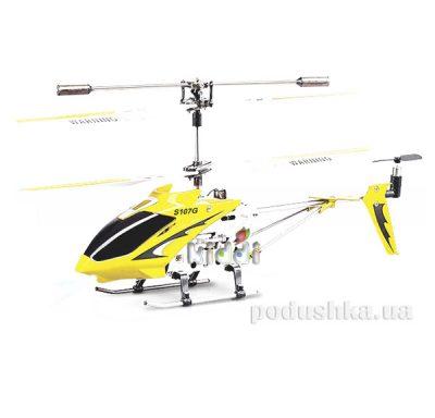 Вертолёт с 3-х канальным и/к управлением, светом и гироскопом Syma