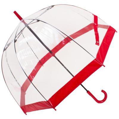 Зонт-трость женский механический FULTON (Red)