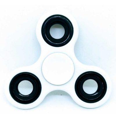 Антистресс-игрушка спиннер белый Hand Spinner