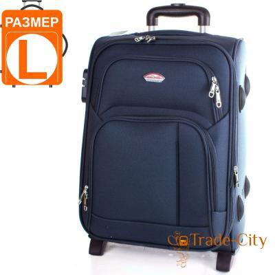 Чемодан большой на 2-х колесах Suitcase ( APT001L-6)