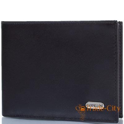 Мужской кожаный кошелек CANPELLINI (SHI1021-1)