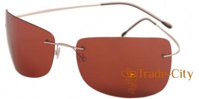Очки для водителей мужские в облегченной оправе с поляризационными линзами AUTOENJOY (AEJL04)
