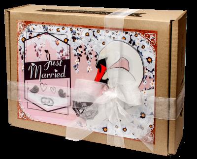 Подарочный набор JUST MARRIED