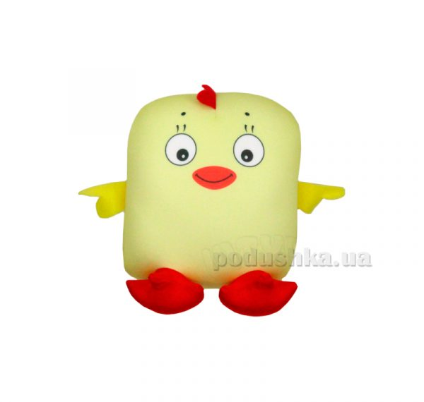 Подушка-плюшка «Цыпа» ТМ Штучки