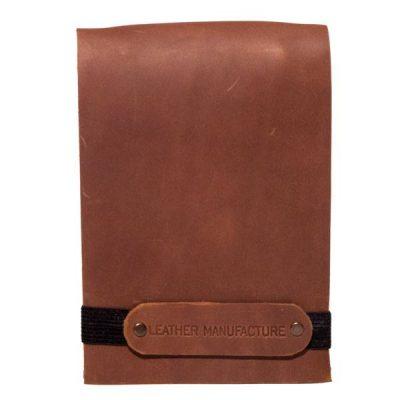 Репортерский блокнот LM (коричневый)