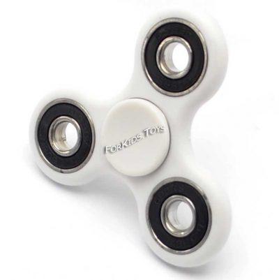 Спиннер белый керамический Spinner Fidget