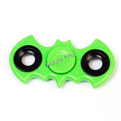 Спиннер «Бэтмен» Hand Spinner зеленый