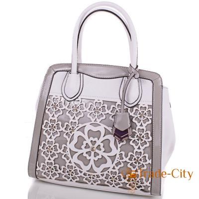 Женская сумка из качественного кожезаменителя GUSSACI (TUGUSC14E034-2-9)