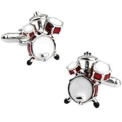 Запонки «Барабаны»