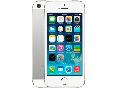 Apple iPhone 5s 32gb, Silver Neverlock