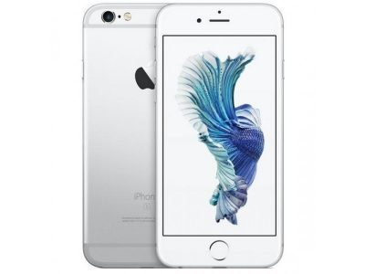 Apple iPhone 6s 16gb Silver Neverlock