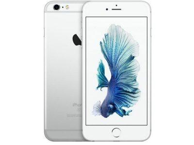 Apple iPhone 6s Plus 16gb Silver Neverlock