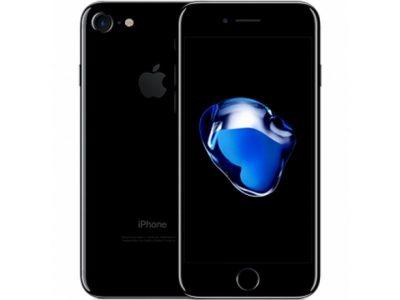 Apple iPhone 7 128gb Jet Black Neverlock CPO