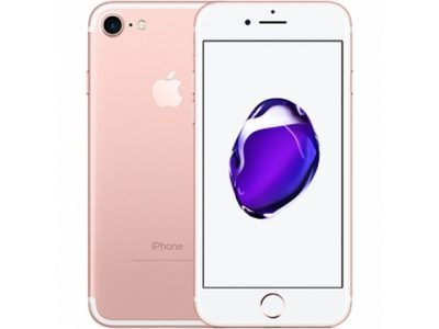 Apple iPhone 7 256gb Rose Gold Neverlock