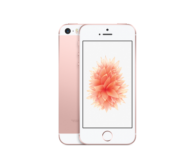 Apple iPhone SE 128gb Rose Gold Neverlock
