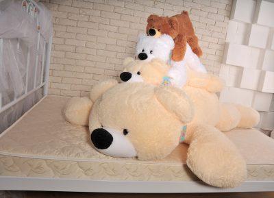 Большая мягкая игрушка - медведь «Умка» (125 см)