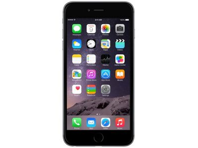 iPhone 6 32gb, Space Gray Neverlock