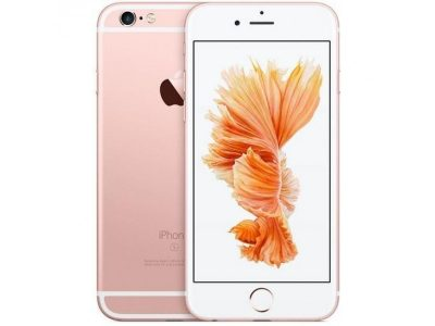 iPhone 6s 32gb, Rose Gold Neverlock