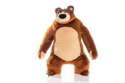 Мягкая игрушка - медведь «Мим» 60 см